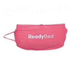 Matelas Gonflable enfant avec sac de couchage intégré - ReadyBed Rose