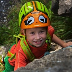 Casque escalade enfant - Edelrid Kids shield II