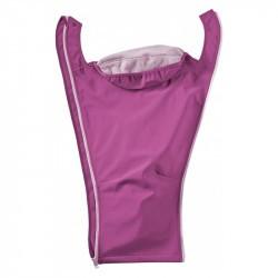 Veste de portage softshell Mamalila - Pink