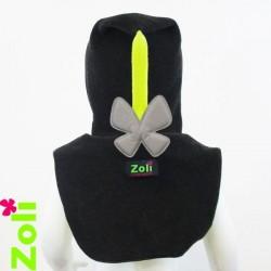 Capuchon bébé Zoli - Pissenlit (Anthracite Anis)