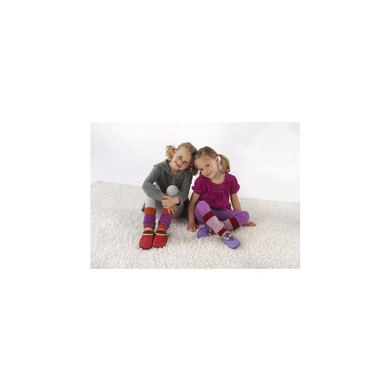 Chaussettes de ski fille mérinos Icebreaker
