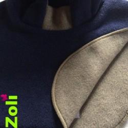 Chaussettes de randonnée enfant mérinos Icebreaker - Garçon