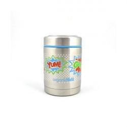 Boîte à repas isotherme bébé Organic Kidz - Bam