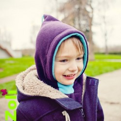 Casque de ski enfant - Cébé Pluma - Bleu