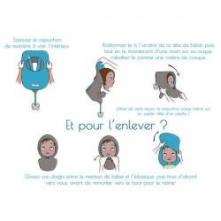 Tee-shirt d'escalade enfant Snowball Tee - ABK