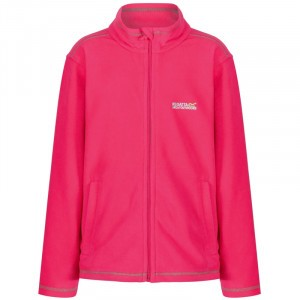 Veste hardshell imperméable fille Hipoint Stretch III de Regatta