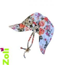 Chapeau de soleil bébé et enfant de Zoli - Voyage au Maroc
