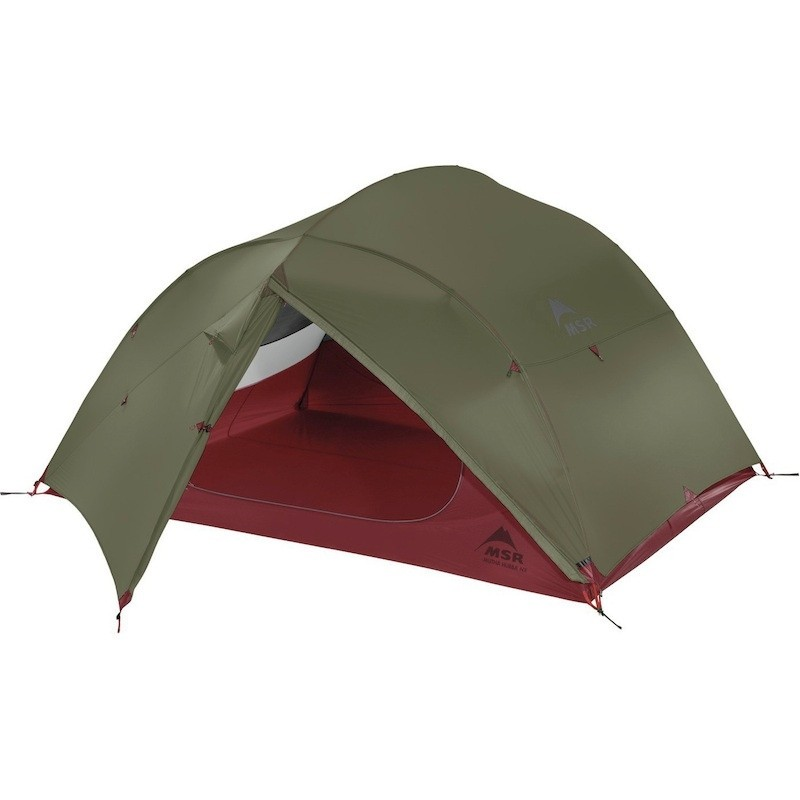 Tente randonnée 3 places légère - MSR Mutha Hubba NX