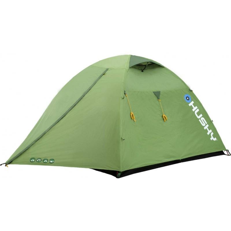 Tente 3 places de randonnée - Beast 3 - Husky