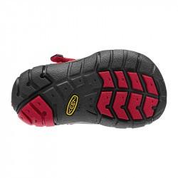 Sandales de marche bébé - Keen Seacamp - Rouge