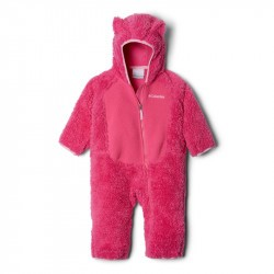 Combinaison polaire bébé Columbia Foxy Baby II - Pink Ice Pink