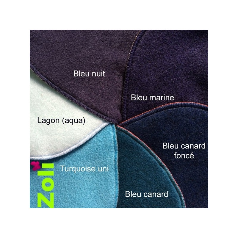 Echarpe sling Sukkiri bleu ciel