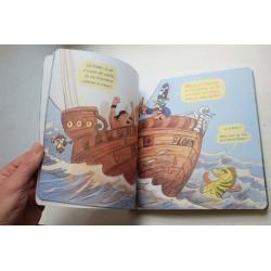 Colvert, Pirate du Léman - Petits Flocons - Dès 2 ans