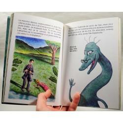 Le monstre du lac du Bourget - Contes Alpins - Dès 6 ans
