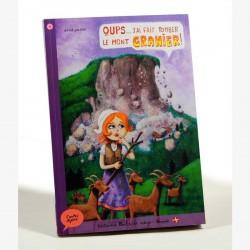 Oups, j'ai fait tomber le Mont Granier - Contes Alpins - Dès 6 ans