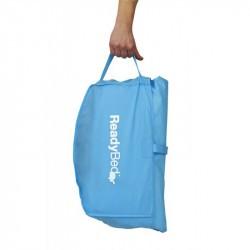 Matelas Gonflable enfant avec sac de couchage intégré - ReadyBed Bleu