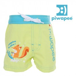 Short de bain couche clipsable Swim+ Piwapee