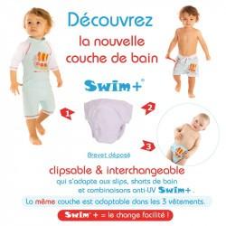 Casque bébé Micro - Jusqu'à 4 ans - (48 - 52 cm ) - Eléphants