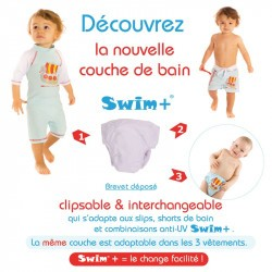 Recharge Swim+ pour maillot Piwapee