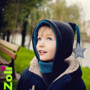 Kid Comfort bleu de Deuter