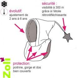 Pochette à tétine - Cham Pocket - MeroMero