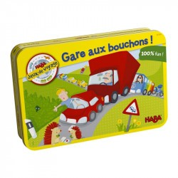 Gare aux bouchons - Haba