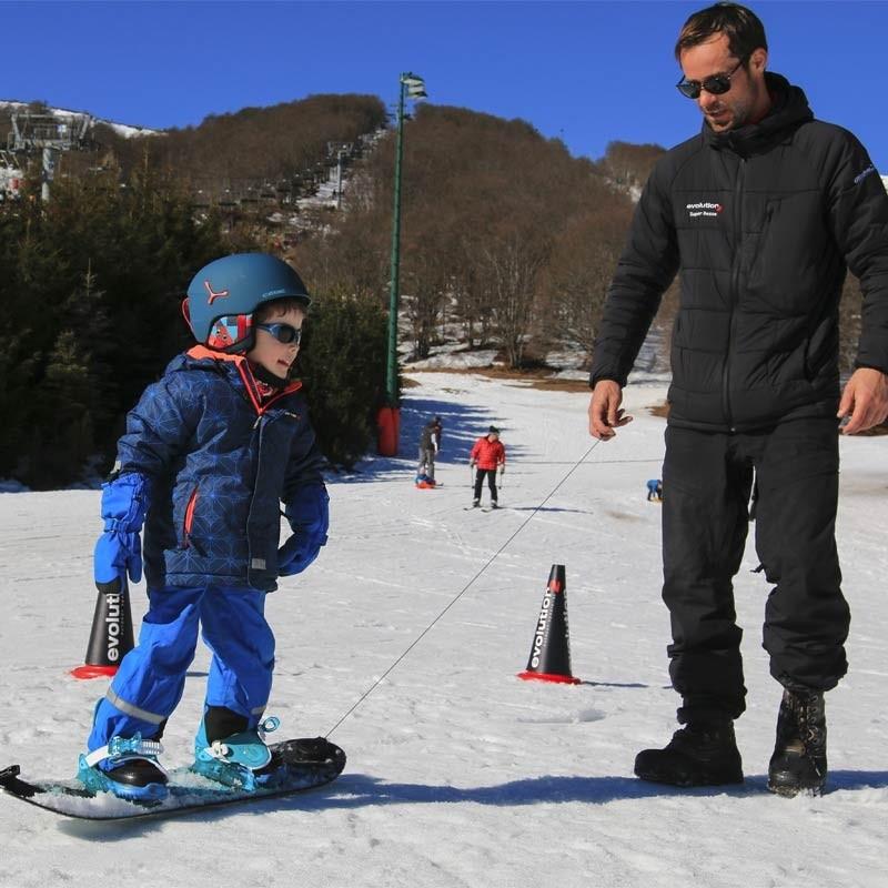 Chaussure de randonnée enfant Salomon - XA PRO 3D Junior Imperméable