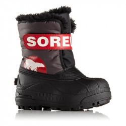 Botte de neige enfant Sorel Snow Commander - Fins de série