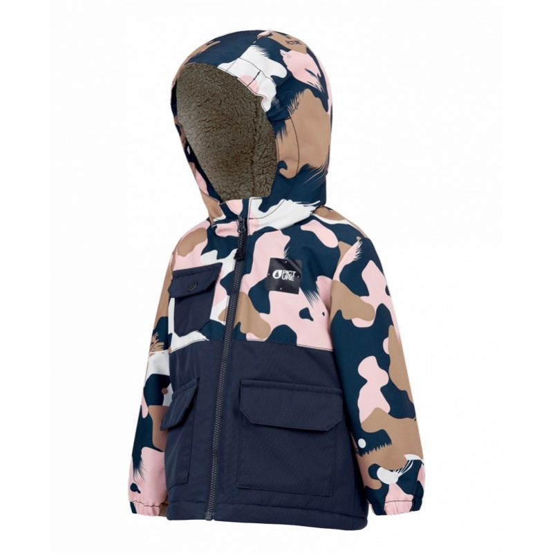 Snowy Jkt - 18 mois à  4 ans - Picture Organic Clothing - Rose