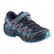 chaussures de rando enfants impérméables salomon
