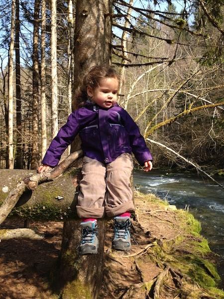chaussures bébé randonnée