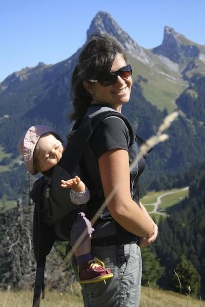 choisir porte bébé préformé