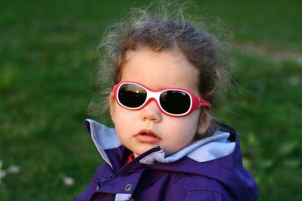 lunettes soleil enfant