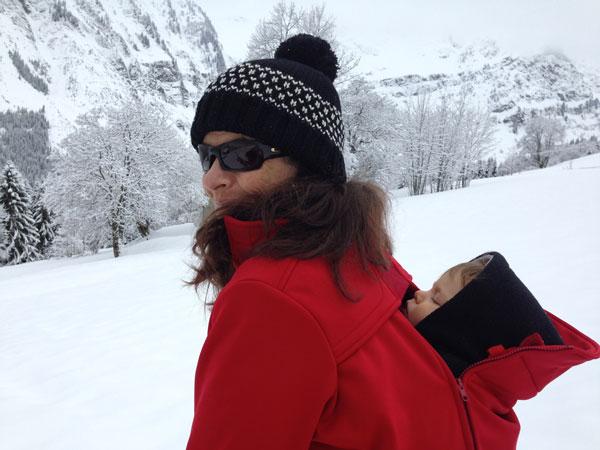 Habiller-bebe-au-ski