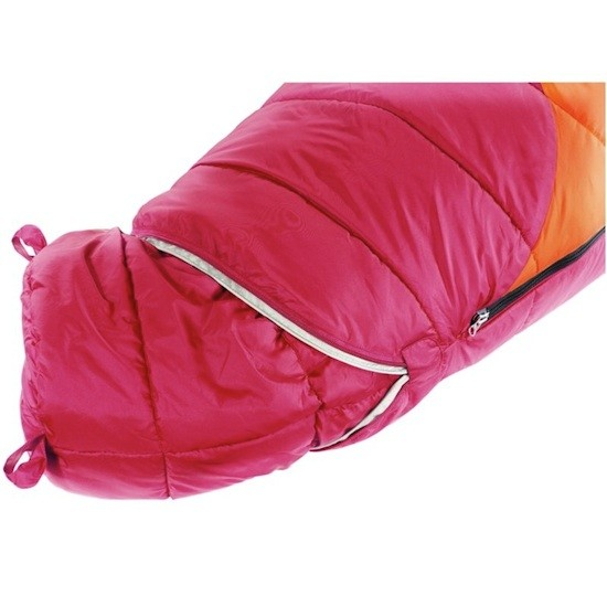 sac de couchage enfant avec zip pour adapter la longueur
