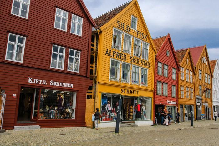 Bergen-voyage-famille