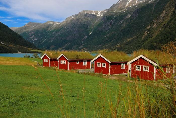 Camping-Gryta-Norvege