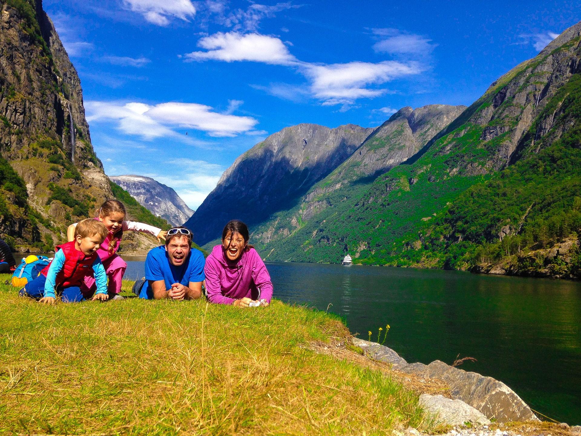 Palns Voyage En Norv 232 Ge En Famille Au Pays Des Fjords Itin 233 Raire