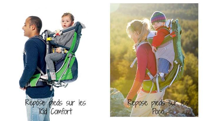 1bec63e1d21 Le comparatif de porte-bébé de randonnée