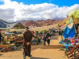 Voyage-famille-Maroc-anti-Atlas-Tafraout-souk