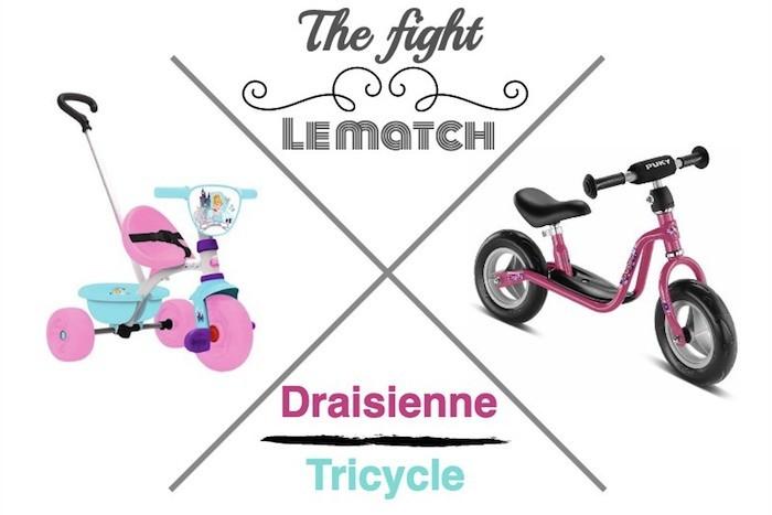 Quel tricycle choisir