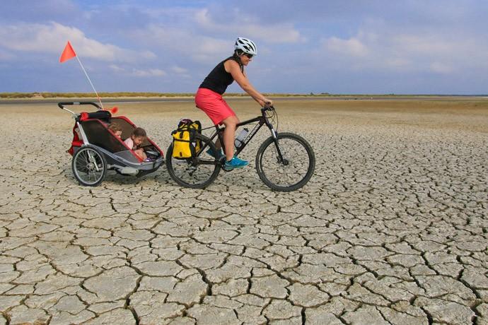 materiel vélo Camargue