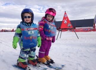 Cours ski enfant ESF Mageriaz