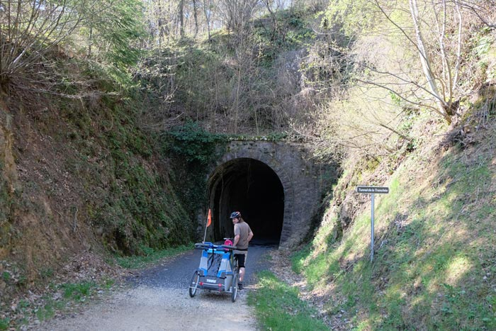 Tunnel Dolce Via