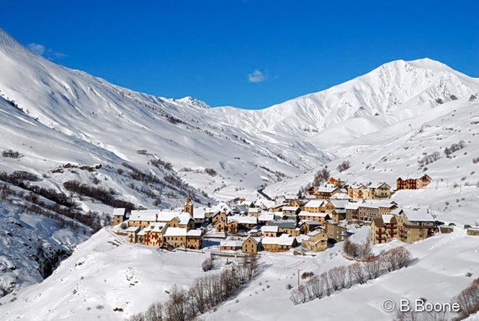 station du Chazelet idéale pour le ski avec des enfants