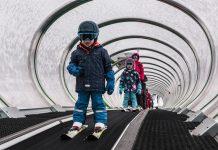 trouver uns station de ski adaptée à l'acceuil des enfants