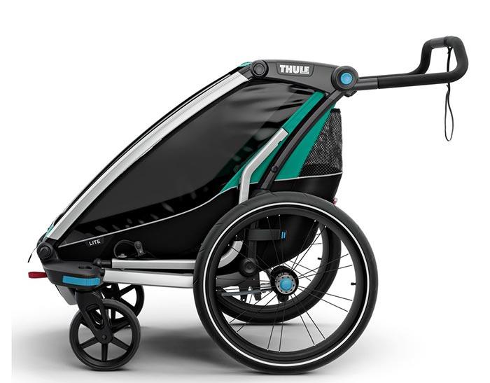remorque vélo enfant Thule Chariot Lite