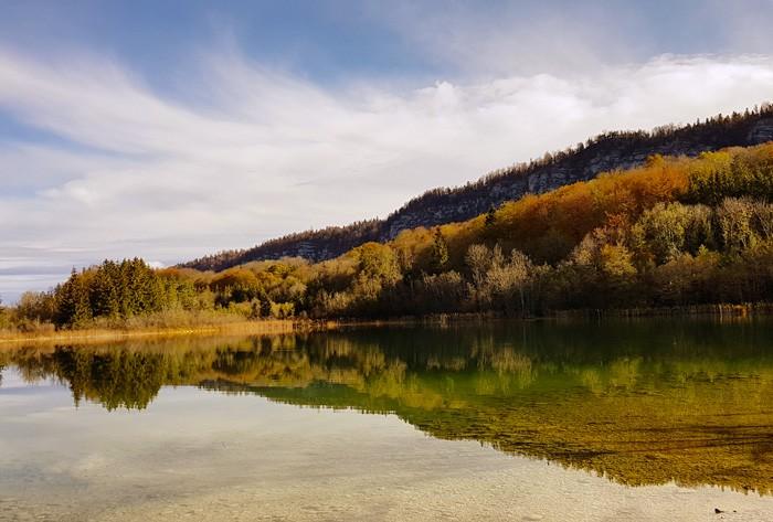Randonnée des 4 lacs Jura