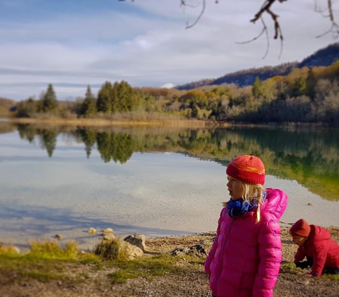 Randonnées des 4 lacs Jura