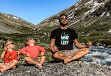 Fred Lacombe et ses Oursons en Norvège